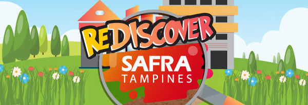 Rediscover SAFRA Tampines with Your Little Ones!