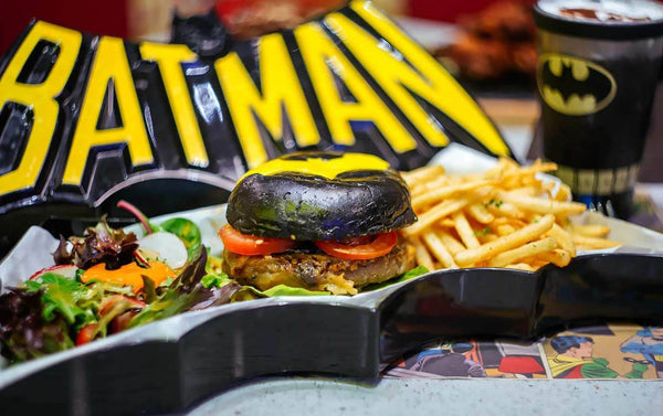 Restaurants at the Marina Bay Sands - DC Comics Cafe