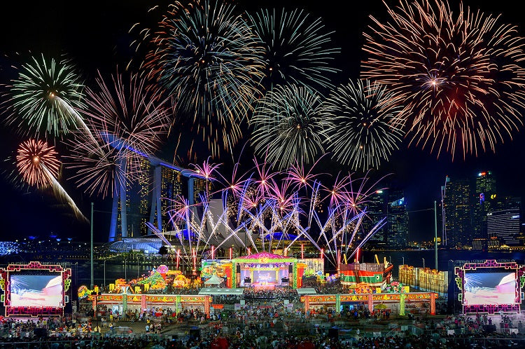 Festivals in Jan 2020 - River Hongbao
