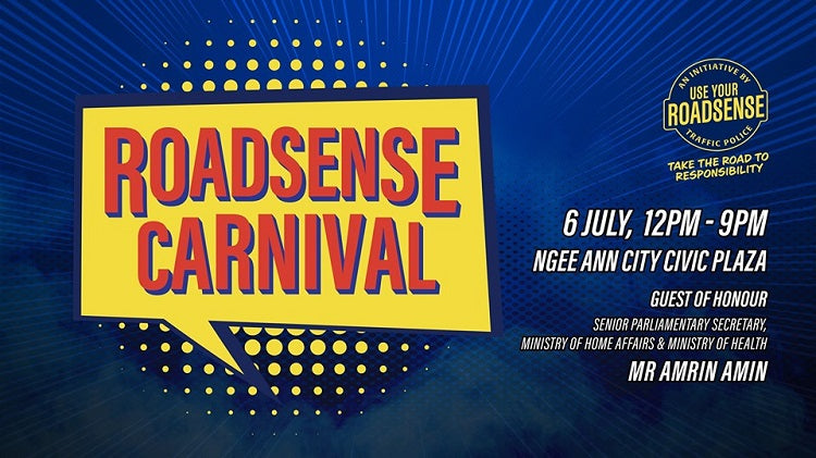 Join in The RoadSense Carnival!