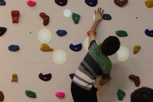 Stretch Your Muscles with Rock Climbing - My Little Climbing Room