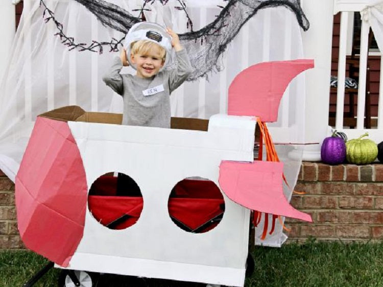 Easy and Creative Halloween Costume Ideas for Kids Better Than Buying - Rocketship
