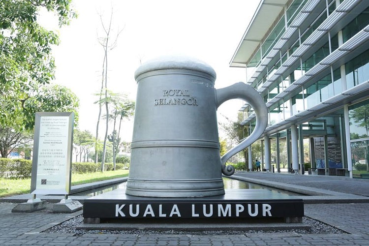 7 Popular Family-friendly Attractions to Visit in Kuala Lumpur - Royal Selangor Visitor Centre