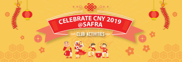 Usher in Chinese New Year with Festive Celebrations at SAFRA