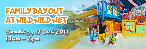 Things to do this Weekend: SAFRA Family Day Out @ Wild Wild Wet!