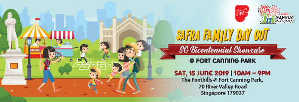SAFRA Family Day Out – SG Bicentennial Showcase