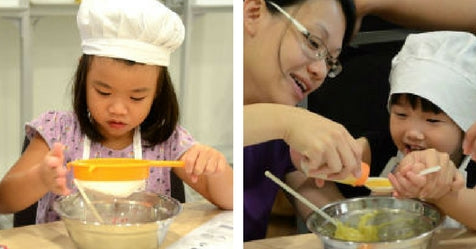 Things to do this Weekend: 5 Crafts for Little Ones to Create this Mother's Day! - Baking at SAFRA