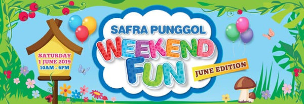 SAFRA Punggol Weekend Fun
