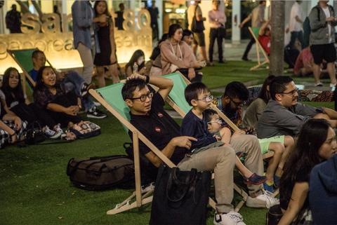 Top 5 Kids Events to Bring your LOs to For Singapore Art Week! - Movie Screening