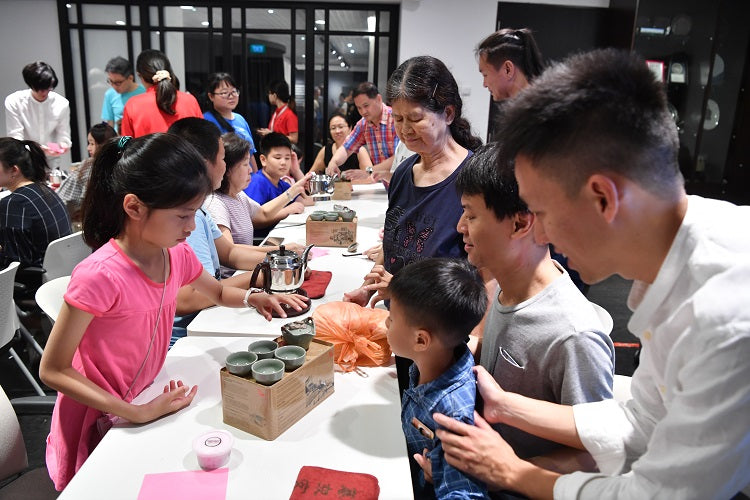 Celebrate Mid-Autumn Festival with Hands-on Activities at Singapore Chinese Cultural Centre!