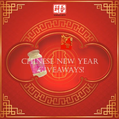 SCIENCE ARTS CNY GIVEAWAY