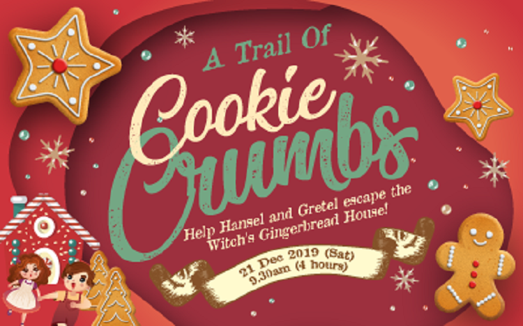 Year-End Holidays 2019 - A Trail of Cookie Crumbs