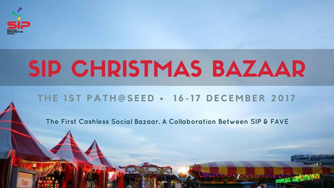 Things to do this Weekend: Head to SIP Christmas Bazaar with your Family!