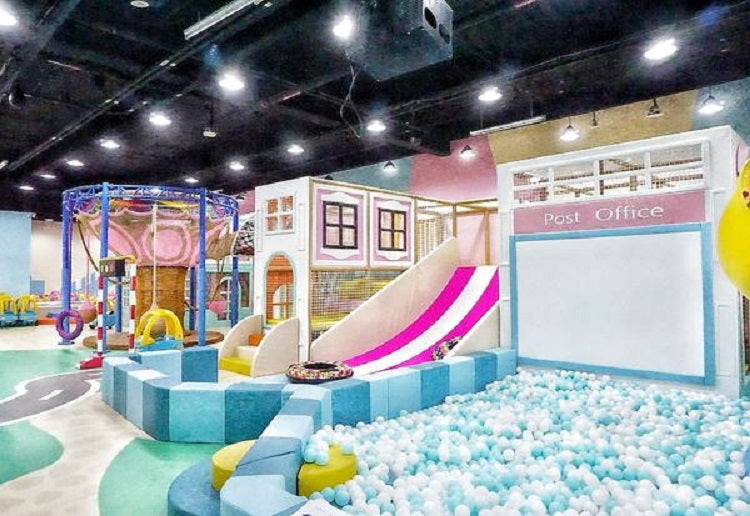 SMIGY - Paya Lebar Quarter Mall Indoor Playground