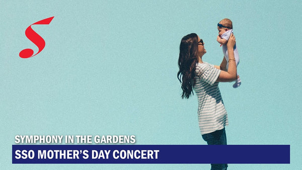 Enjoy a Symphonious Mother's Day at Singapore Botanic Gardens!