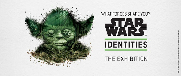 STAR WARS™ Identities_The Exhibition