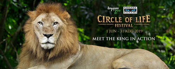 Circle of Life Festival  at Singapore Zoo