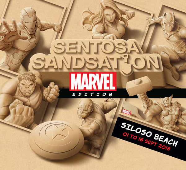 Get Ready for Sandsational Fun at Sentosa!