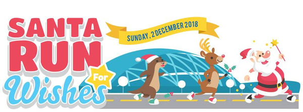 Carnival Fun for Your & Your Little Ones at Santa Run for Wishes 2018!