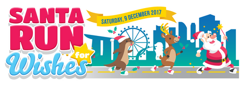 Things to do this Weekend: Santa Run for Wishes 2017