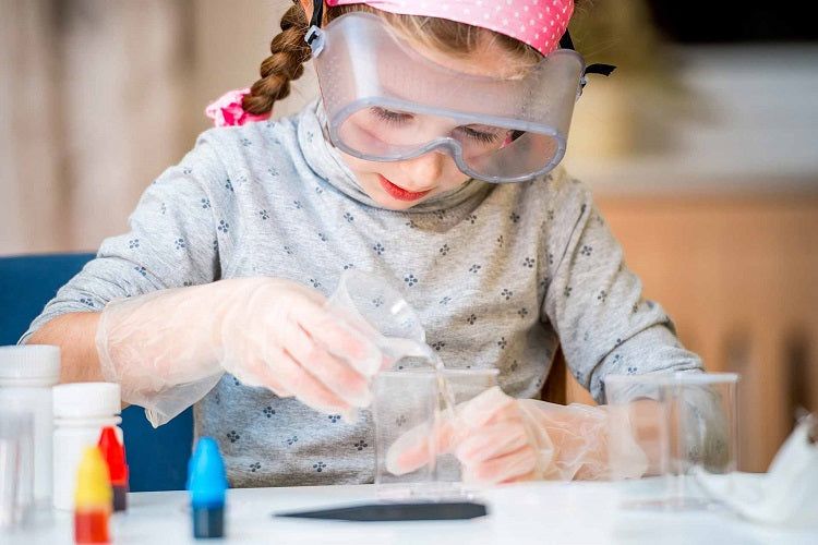 Things to do at Home with Your Kids - Science Experiments
