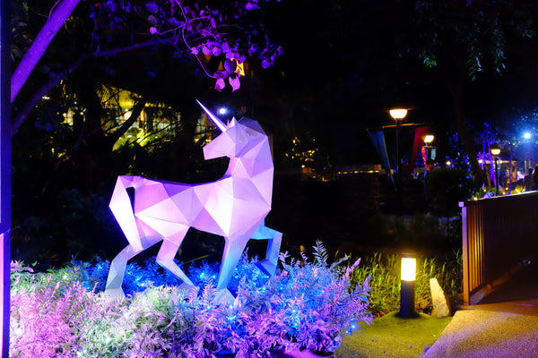Sentosa Island Lights & Pikachu Night Parade
