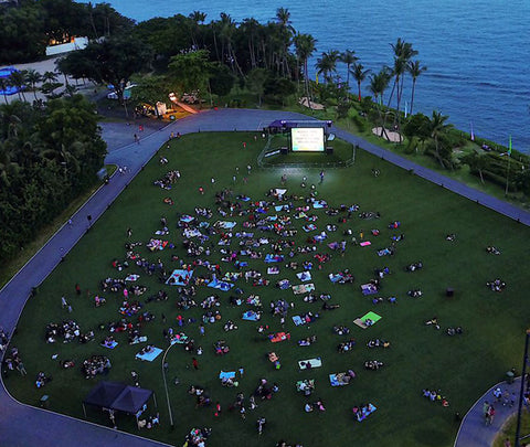Things to do this Weekend: Catch a FREE Movie with your LOs under the Starry Night! - Movie Gallery