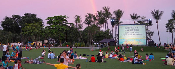 Things to do this Weekend: Catch a FREE Movie with your LOs under the Starry Night!