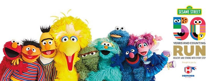 Sign Up for the Sesame Street Run Before Registration Closes!