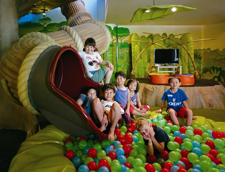 Family-friendly Hotels in Singapore with Babysitting Services - Shangri-La's Rasa Sentosa Resort & Spa