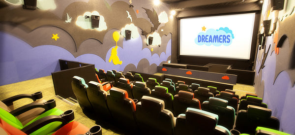 Shaw Theatres Dreamers – Changi Airport