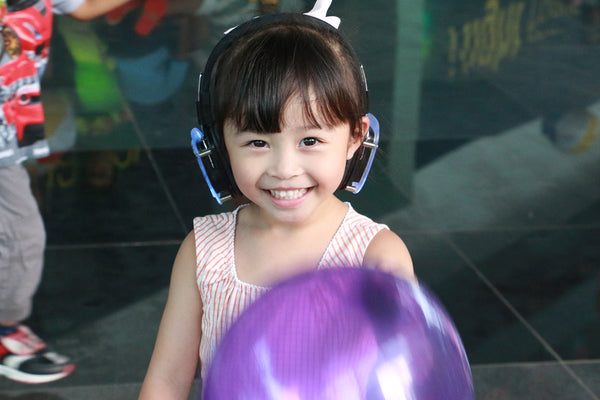 Silent Disco for Kids and Families in Singapore