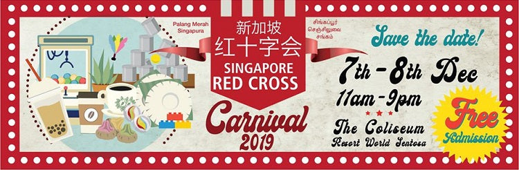 Singapore Red Cross Year End Carnival