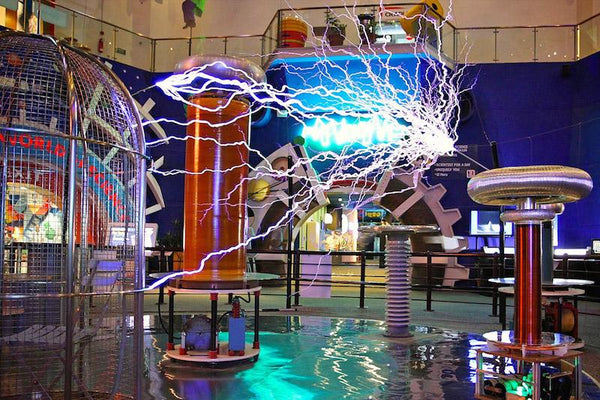 Experience a Typhoon at Science Centre Singapore