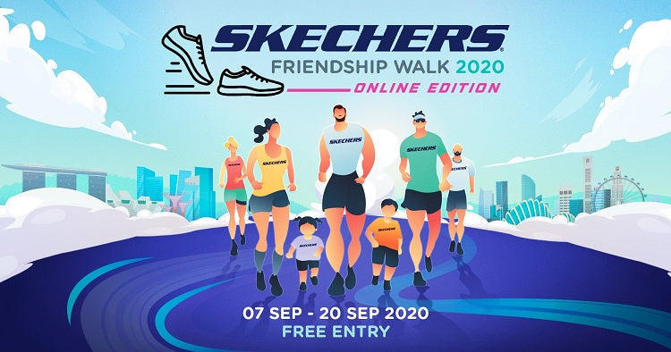 Skechers Friendship Walk 2020: Online Edition
