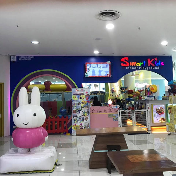Smart Kids Indoor Playground