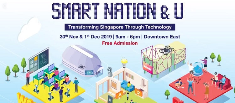 Year-End Holidays 2019: Smart Nation & U