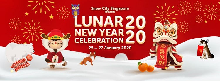Lunar New Year at Snow City