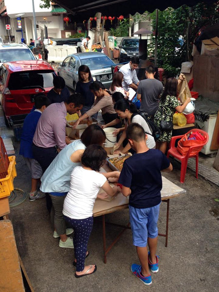 5 Places to Volunteer at in Singapore with Your Little Ones - The Soup Kitchen Project