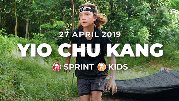 Calling All Little Spartas for the Spartan Kids Race! – Sign Up Now