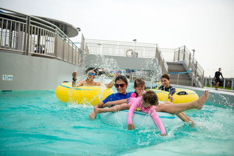 5 things to do at Sports Hub this Weekend-Splash-N-Surf Lazy River