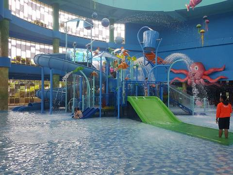 6 Best Places to Indulge in Water Play with Little Ones in Singapore - Splash @ Kidz Amaze