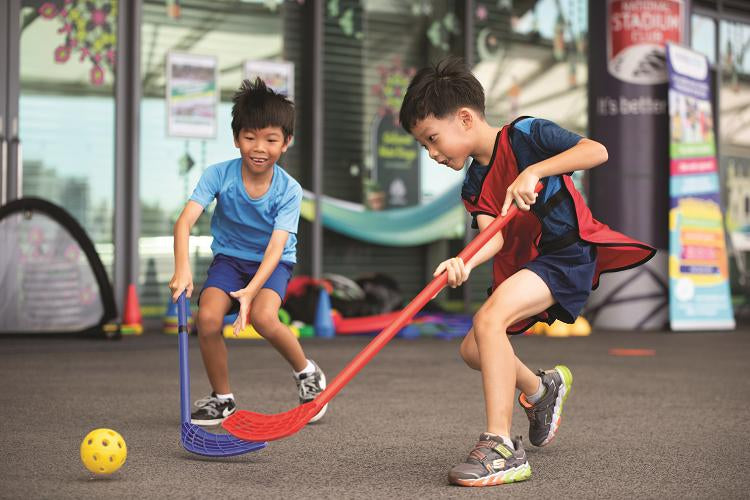 Bond with Your Tots over Sporty Activities at the Sports Hub Community Play Day!