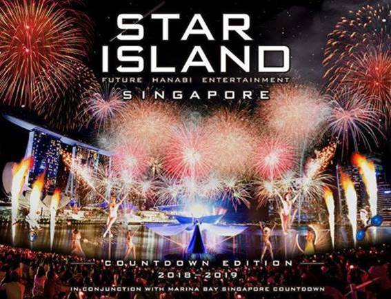 Catch the Largest Display of Hanabi with Your Little Ones at Star Island!