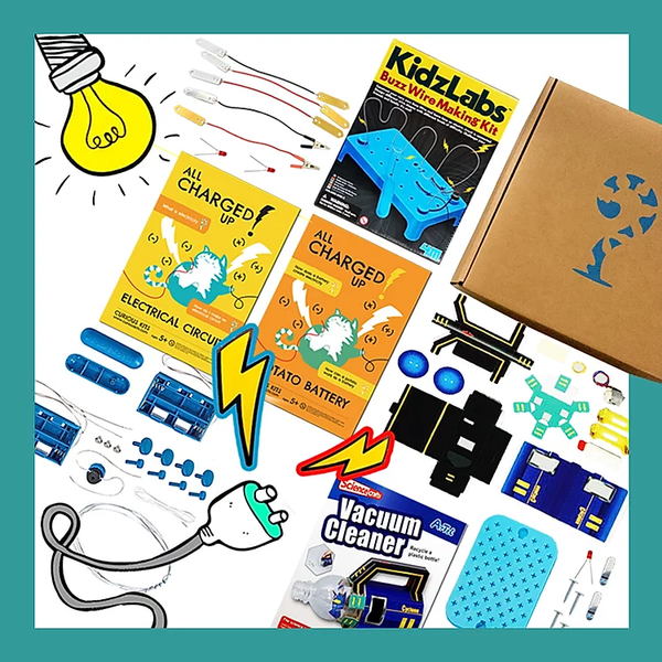 Curious Kits - Subscription Box