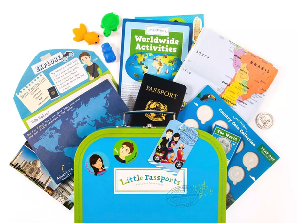 Little Passports - Subscription Box