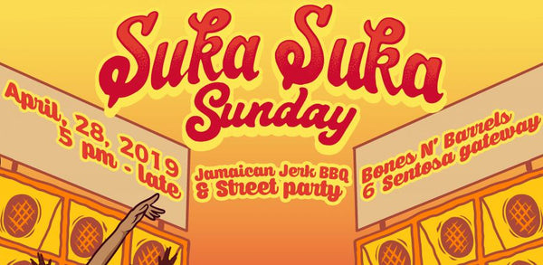 Get Your Groove Going with Suka Suka Sunday!