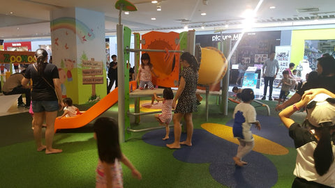 Suntec City Playground - Let's Play @ L3!