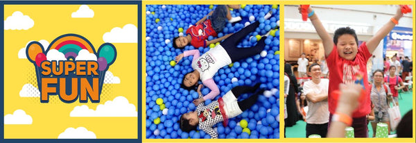 Things to do this Weekend: Leap into a Good Time at the SuperKids ME! Festival with Your Little Ones! - Super Fun