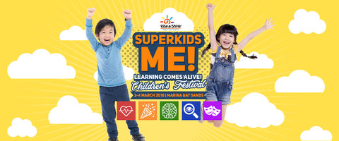 Things to do this Weekend: Leap into a Good Time at the SuperKids ME! Festival with Your Little Ones!